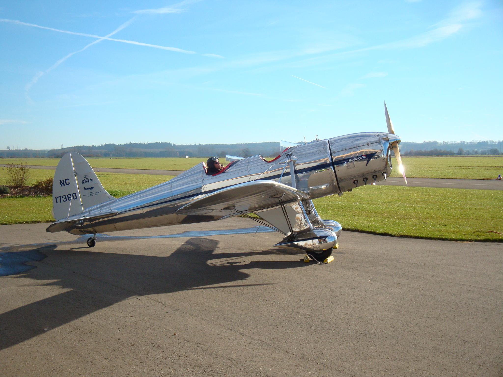 Aluminium Flugzeug